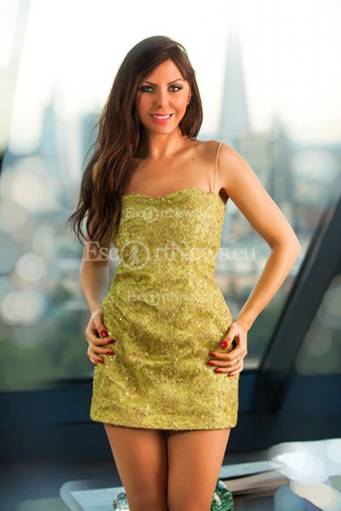 Escort Cristina - best girls in Brussels